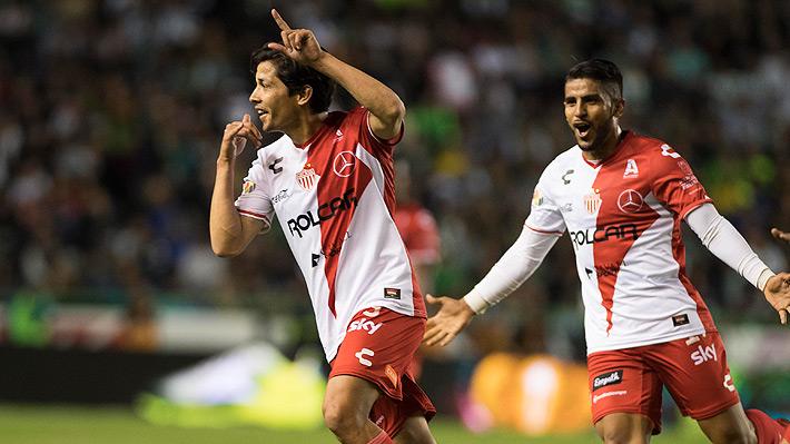 Matías Fernández estaría a un paso de cambiar el Necaxa por un equipo de la MLS