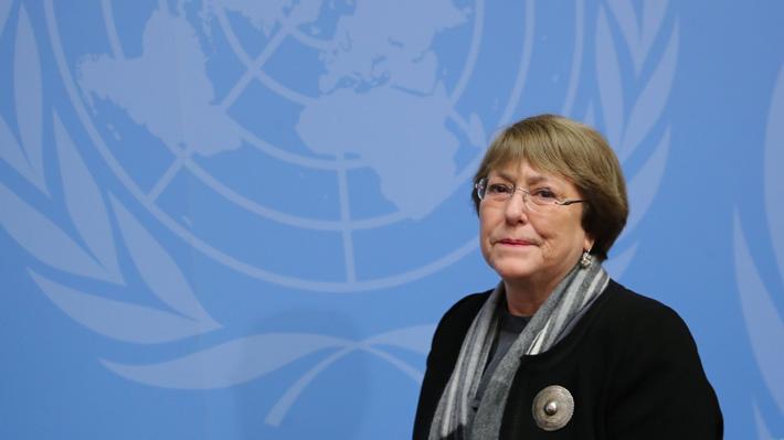"""UDI llama a Bachelet a """"revisar con lupa"""" los derechos humanos en Venezuela"""