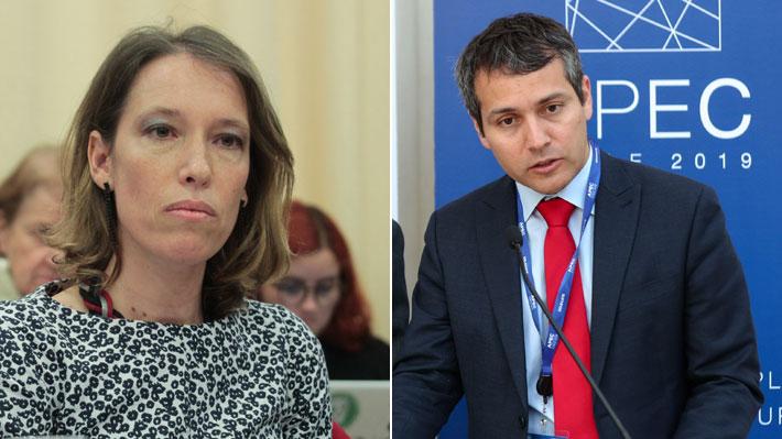 Subsecretaria de RR.EE. y director de la Direcon deberán dar explicaciones por designación de Fernanda Bachelet