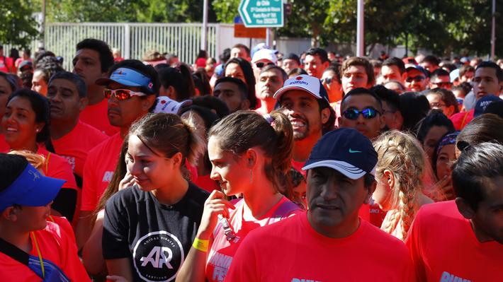 Ocho de cada 10 chilenos hace menos deporte del recomendado por la OMS