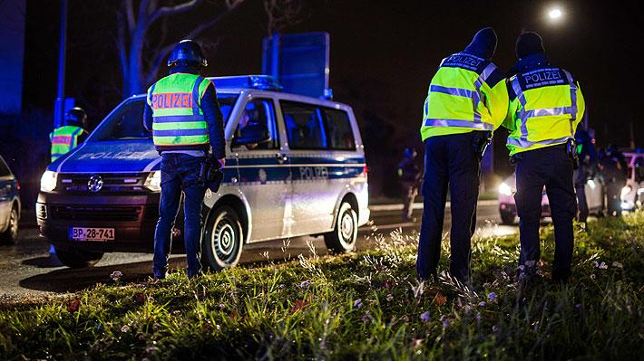 Polémico castigo: Molesto porque no quería dormir, un padre dejó a su hija en plena carretera en Alemania