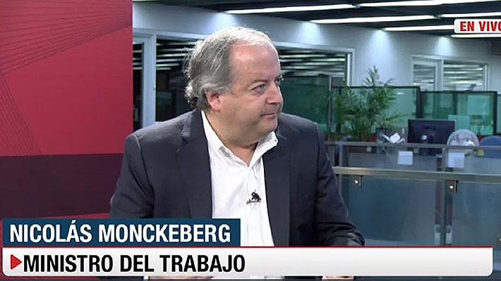 Ministro Monckeberg pone presión y apuesta por aprobar reformas emblemáticas de Trabajo durante 2019