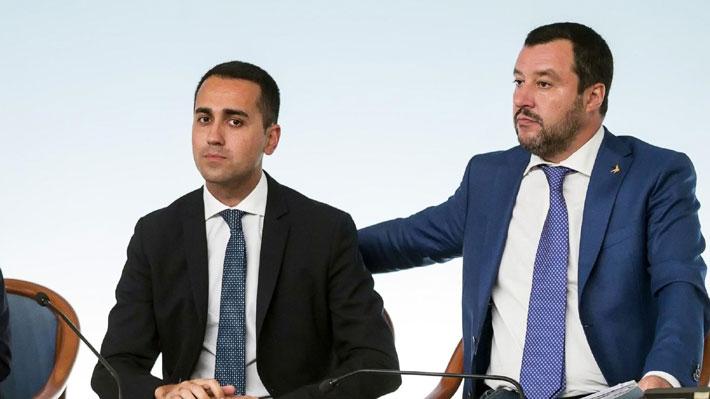 """Ejecutivo italiano apoya a los """"chalecos amarillos"""" y critica a Macron: """"Gobierna contra su pueblo"""""""