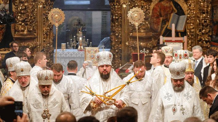 Cisma religioso entre Rusia y Ucrania: La importancia política de la mayor ruptura de la iglesia ortodoxa en siglos