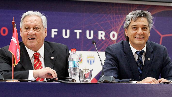 Sebastián Moreno toma el mando de presidente de la ANFP en medio de tensión y con importantes tareas