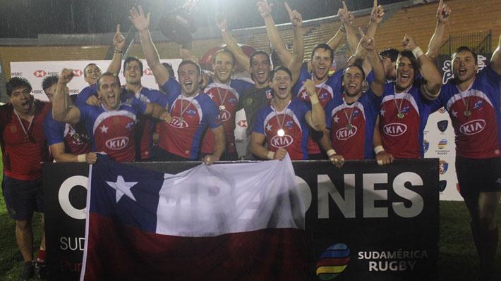 """Las metas de los """"Cóndores 7"""" tras triunfar en Punta del Este: Clasificar al circuito mundial y a los Juegos Olímpicos"""
