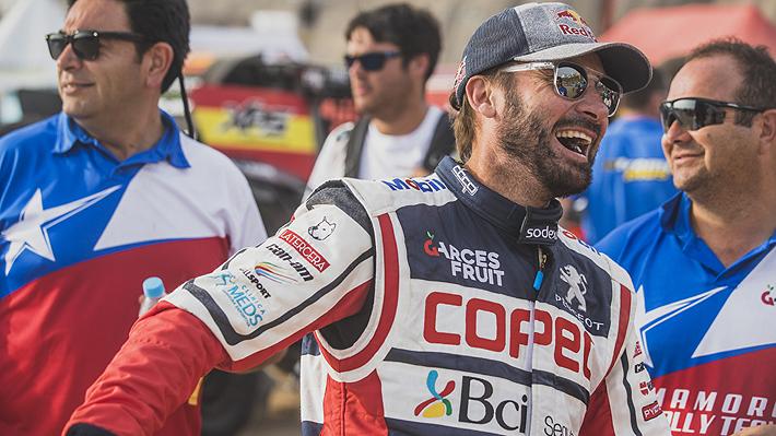 """""""Esto es como 'romper el huevito'"""": La bitácora de """"Chaleco"""" López en su regreso al Rally Dakar después de cinco años"""