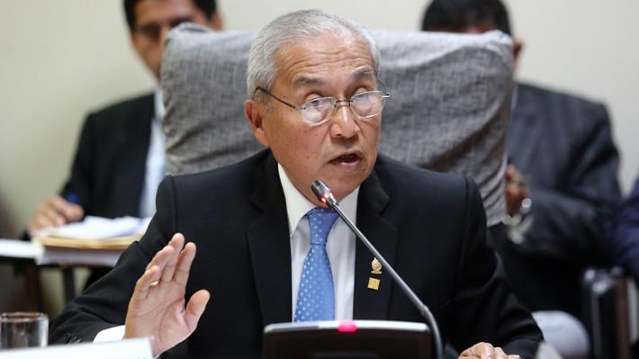 Fiscal general de Perú anuncia que presentará renuncia en medio de cuestionamientos a su gestión