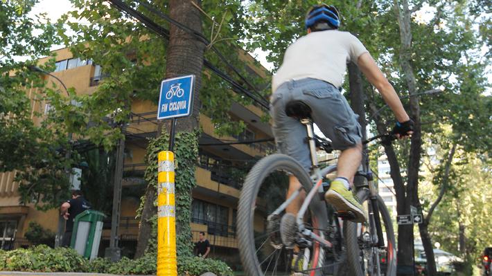 Providencia y Ministerio de Transportes se enfrentan por proyectos de nuevas ciclovías