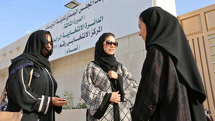 Mujeres en Arabia Saudita serán notificadas vía mensaje de texto cuando sus matrimonios lleguen a su fin