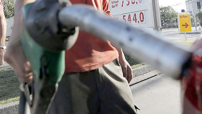 Inflación de diciembre anota el primer registro negativo en más de un año y destaca bajas de bencinas