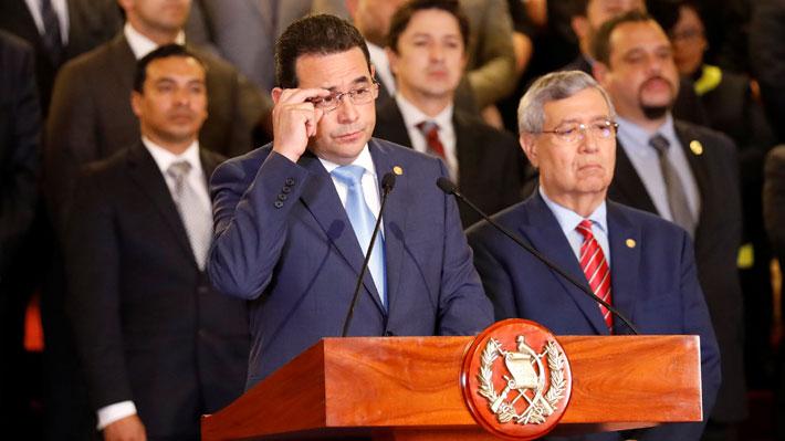 Gobierno pone fin a grupo anticorrupción de la ONU: Los ejes de la polémica que afecta a Guatemala