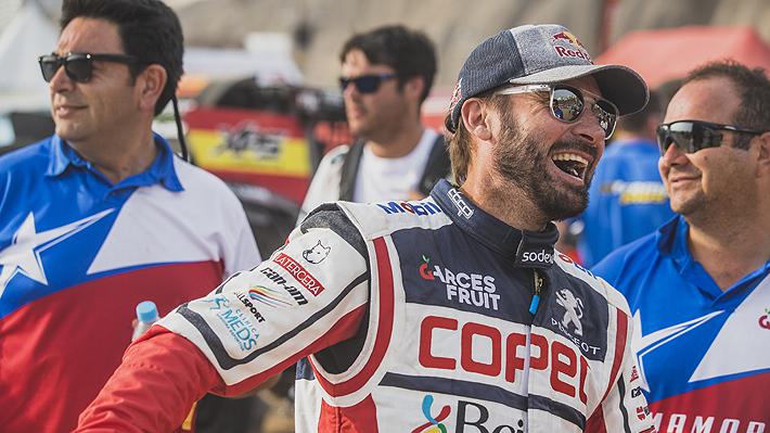 """""""Chaleco"""" López vuelve a ganar una etapa del Dakar después de seis años"""