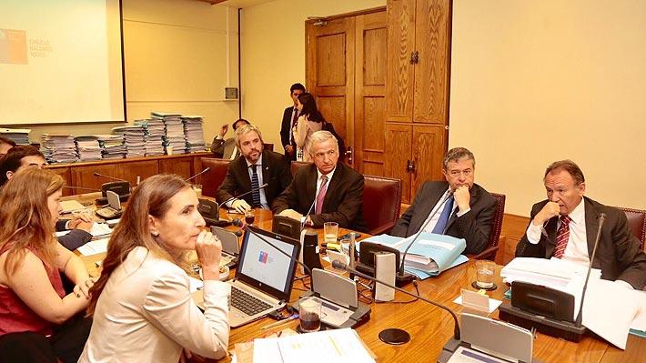 Por unanimidad, Comisión Mixta aprueba proyecto que crea el Consejo Fiscal Autónomo