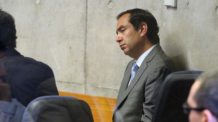 Caso Intervalores: Tribunal ordena prisión preventiva para ex gerente comercial