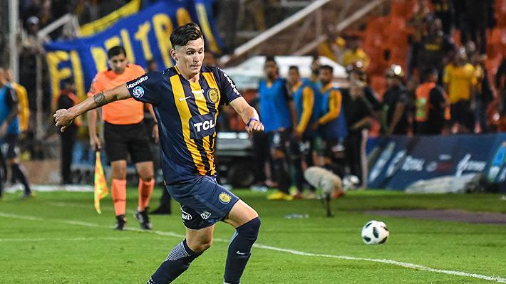 Alfonso Parot habla de su gran año en Argentina y de lo especial que será enfrentar a la UC en la Libertadores