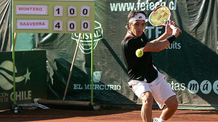 Cristóbal Saavedra fue suspendido por dos años y medio del tenis por negarse a cooperar en investigación sobre corrupción