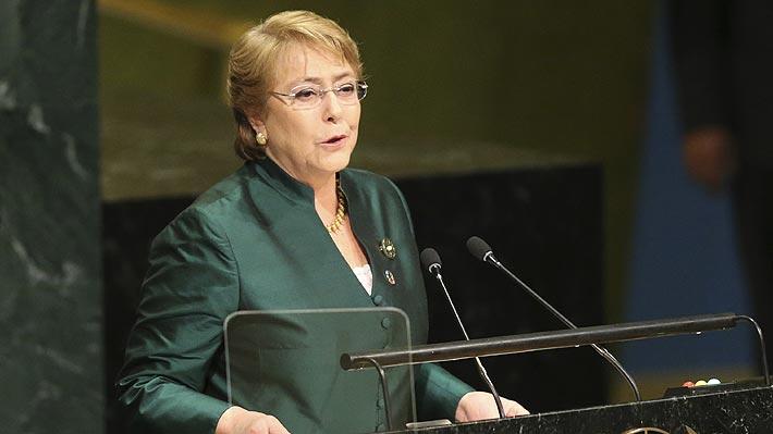 ¿Bachelet al Banco Mundial? Economistas analizan opciones de ex Mandataria para presidir institución