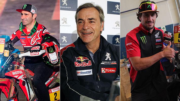 Destacados pilotos del Rally Dakar esperan que el anhelado regreso de la prueba a Chile se concrete el próximo año