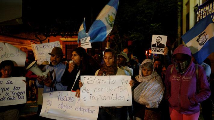 EE.UU. insta a evitar violencia en Guatemala tras fin de grupo anticorrupción de la ONU