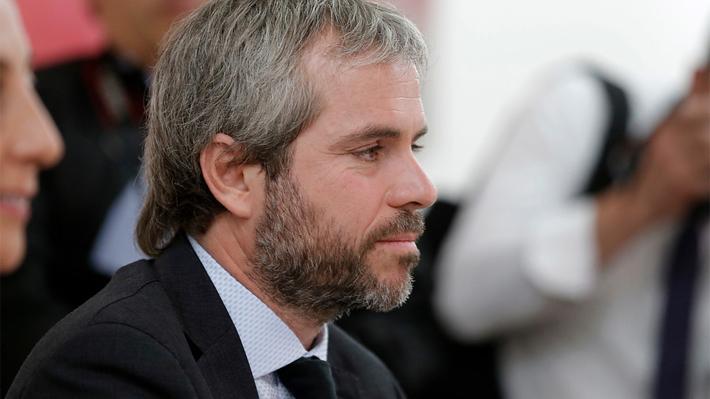 """Ministro Blumel por críticas a Chadwick: """"Naturalmente es una situación difícil que hay que enfrentar"""""""