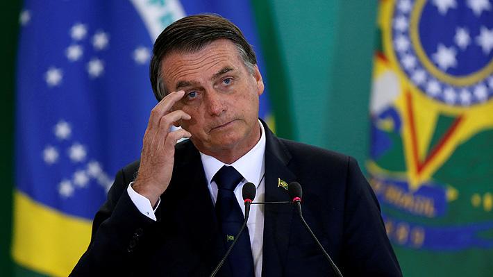 Bolsonaro confirma el retiro de Brasil del Pacto Migratorio de la ONU