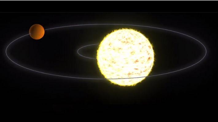 """Encuentran una nueva """"supertierra"""" potencialmente habitable a 224 años luz del Sistema Solar"""