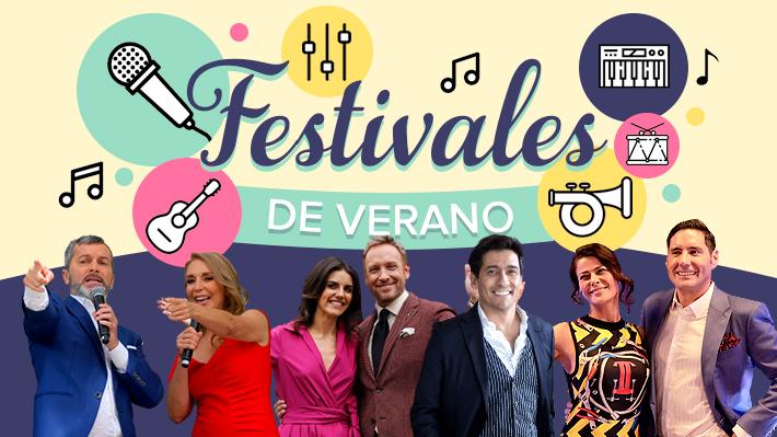 Uno tras otro: Todo lo que necesitas saber sobre siete festivales que se toman el verano 2019
