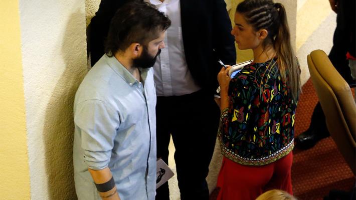 Comisión de Ética decide no sancionar a Boric y Orsini por reunión con Palma Salamanca