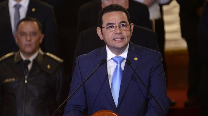 Gobierno de Guatemala analizará fallo constitucional que suspende fin de grupo anticorrupción