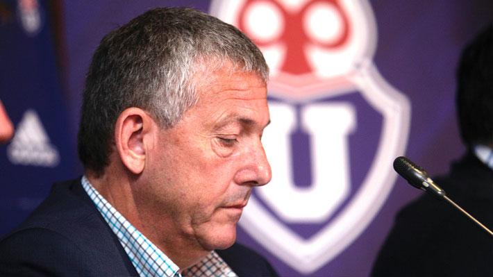 """Heller confirmó que Soteldo no sigue en la U y acusa """"exigencias inviables"""""""