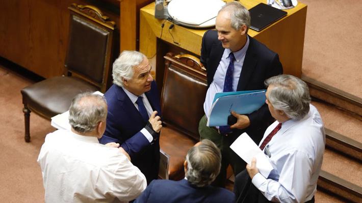 Senado aprueba con amplia mayoría proyecto de ley sobre modernización de Carabineros y de la PDI