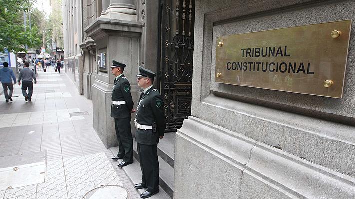 Presupuesto: TC acoge requerimiento de Chile Vamos y declara inconstitucionales glosas de Carabineros y Educación