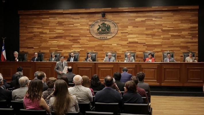 TC declara inconstitucionales glosas presupuestarias de Fondo Solidario y gastos reservados de Carabineros