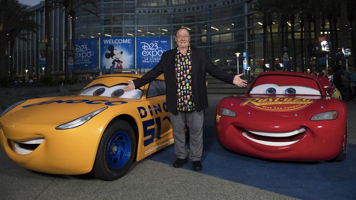 """Ex cerebro creativo de Pixar y director de """"Toy Story"""" vuelve a la animación tras acusaciones de acoso sexual"""