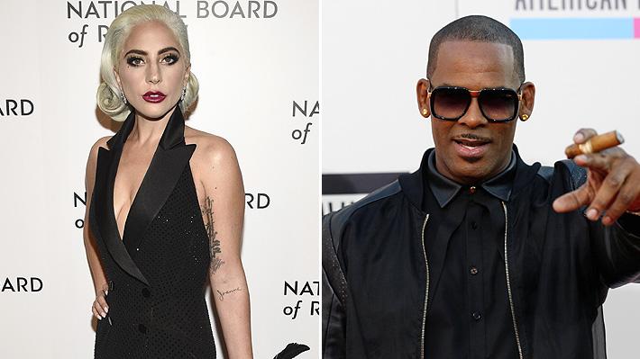 Lady Gaga busca eliminar su tema con R. Kelly: El cantante es investigado por vivir con mujeres que trataba como esclavas