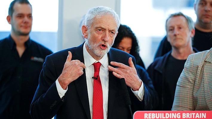Oposición británica pide realizar elecciones anticipadas ante crisis por el Brexit