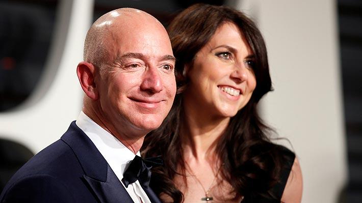 Tras divorcio con fundador de Amazon, MacKenzie Bezos podría convertirse en la mujer con más dinero del mundo