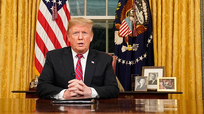 Trump viaja a la frontera de EE.UU. con México tras fallido diálogo con los demócratas