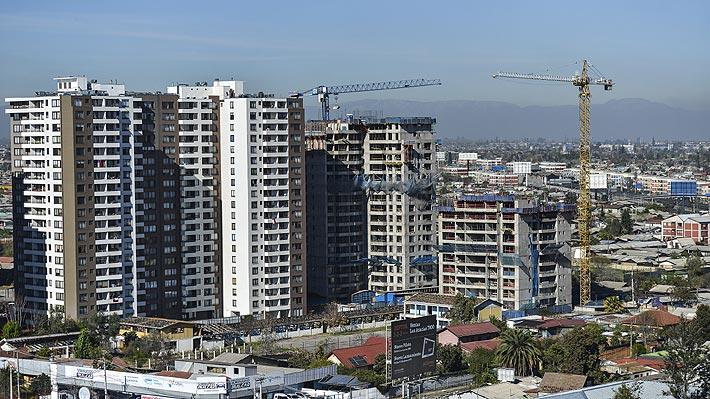 Precios de venta de departamentos en el Gran Santiago anotan la mayor alza desde 2016