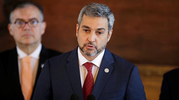 Gobierno de Paraguay rompe relaciones diplomáticas con Venezuela tras asunción de Maduro