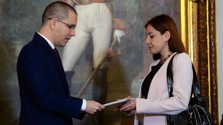 Perú llama a consultas a su encargada de negocios en Venezuela tras investidura de Nicolás Maduro