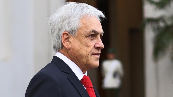 """Piñera se contacta con presidente de Asamblea Nacional venezolana para entregarle su """"absoluto respaldo"""""""