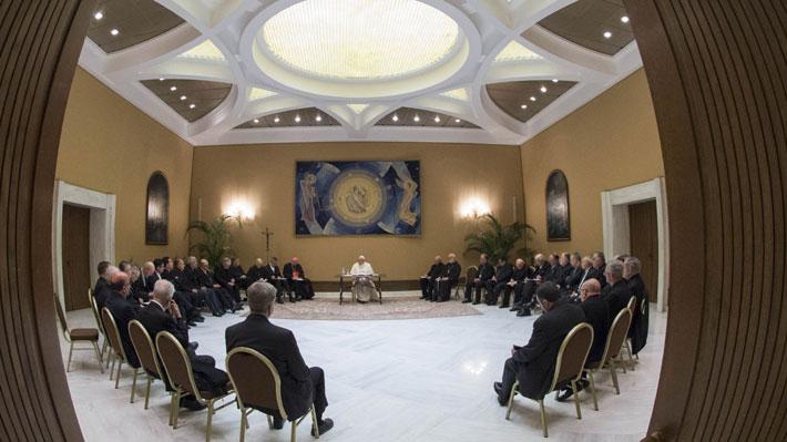Conferencia Episcopal confirma que Papa Francisco recibirá a obispos chilenos el próximo lunes en el Vaticano