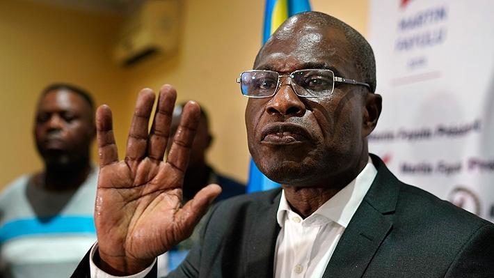 Candidato opositor afirma que ganó las elecciones en el Congo y apelará los resultados