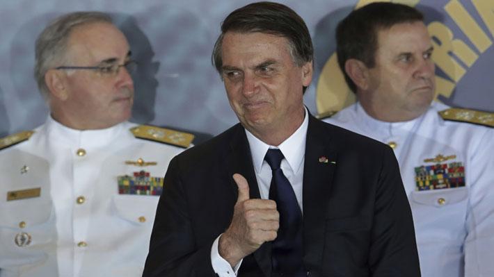 Inspirado en Trump: Bolsonaro se despliega en las redes sociales para liderar el nuevo Gobierno en Brasil