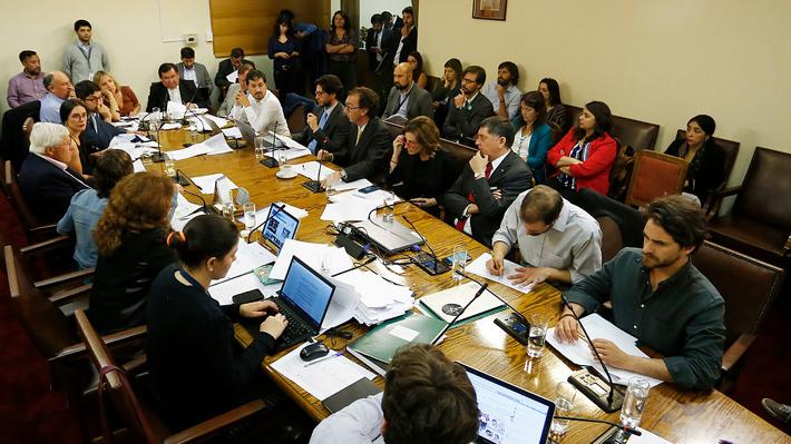 Comisión de Educación anticipa arduo debate legislativo de cambios del Gobierno a Ley de Inclusión
