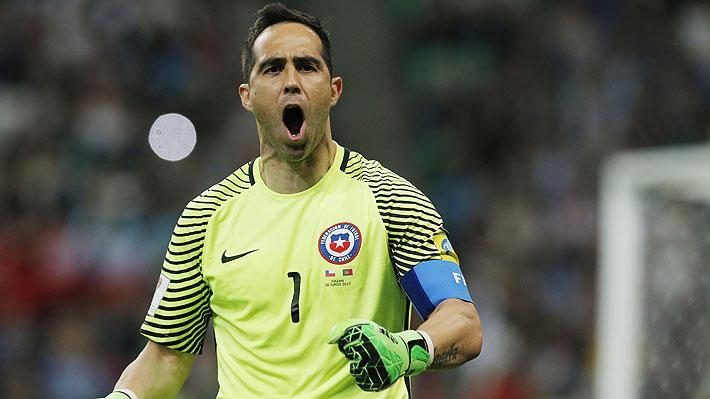Bravo publica mensaje apuntando a estar en la Copa América en medio de la versión de un retraso en su recuperación