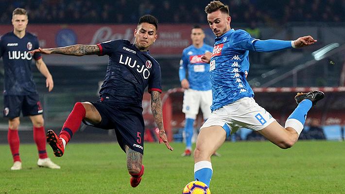 """Bologna """"blinda"""" a Erick Pulgar con renovación de contrato ante interés de equipos del Calcio"""
