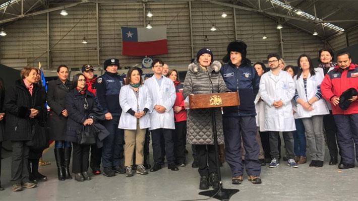 Piñera visita este sábado la Antártica y presenta plan de inversiones para la zona